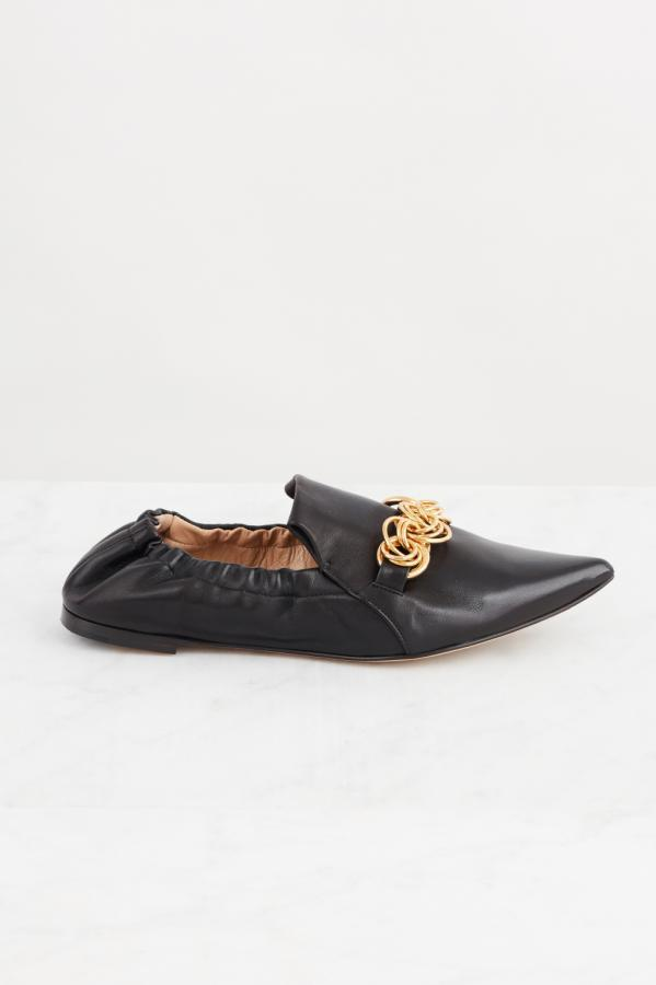 REESE Pointed Flat Shoes