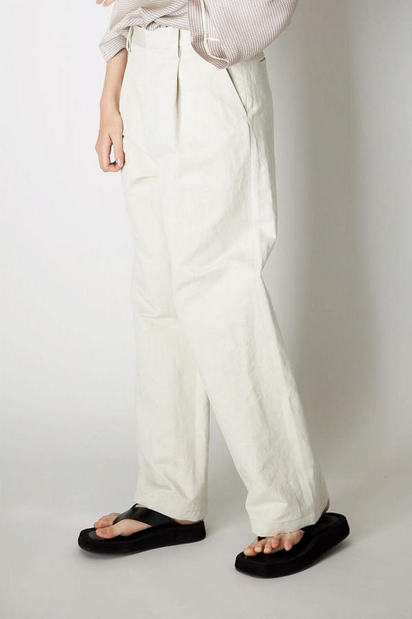 Cotton Linen Trouser