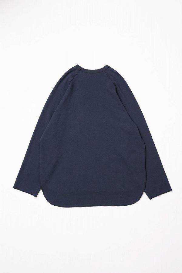 Thermal long sleeve pullover