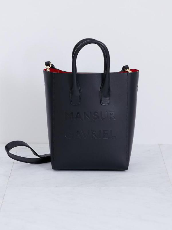 MINI LOGO NEW NS TOTE