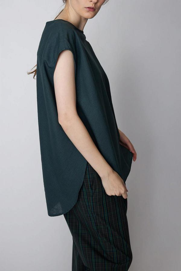 French sleeve Blouse