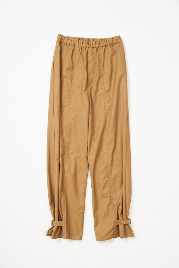 Ankle Detail Trousers