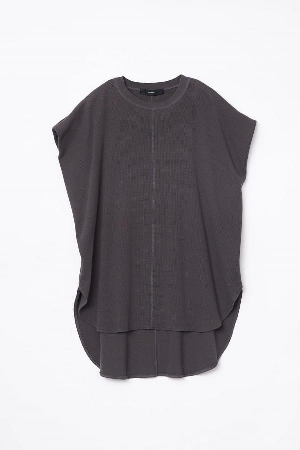 Thermal French Sleeve Top