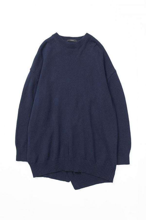Recycled Cotton Long Knit