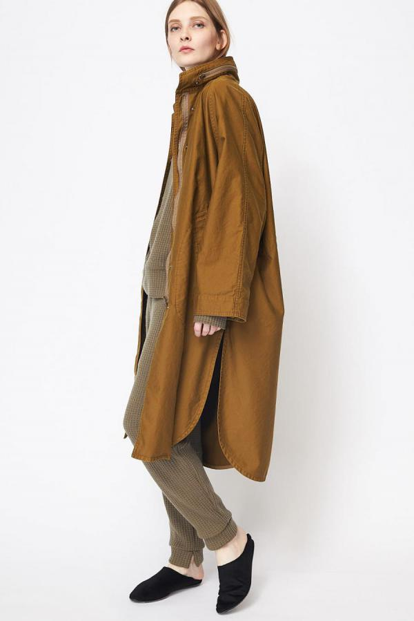 MILITARY STAND- COLLAR COAT
