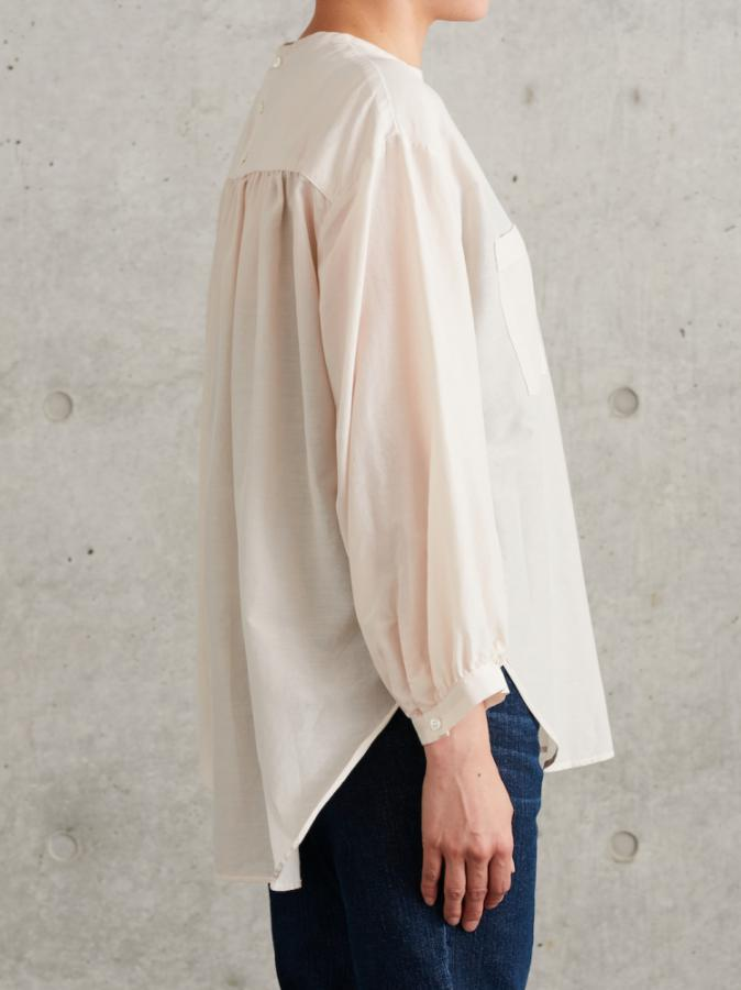 WITH POCKET BLOUSE