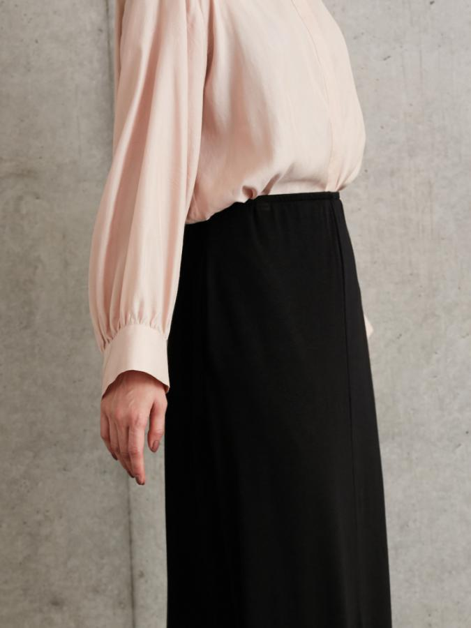 STRETCH LONG SKIRT