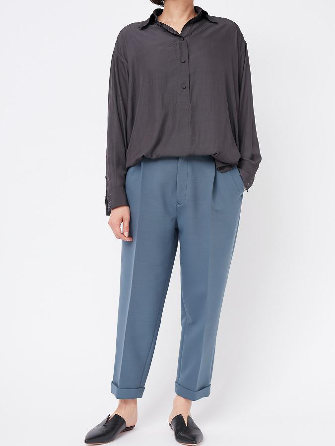 UTILITY WAIST DETAIL TAPERED TROUSER