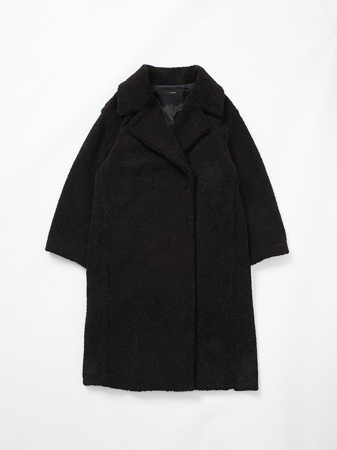 ECO FAIR TAILORED COLLAR COAT