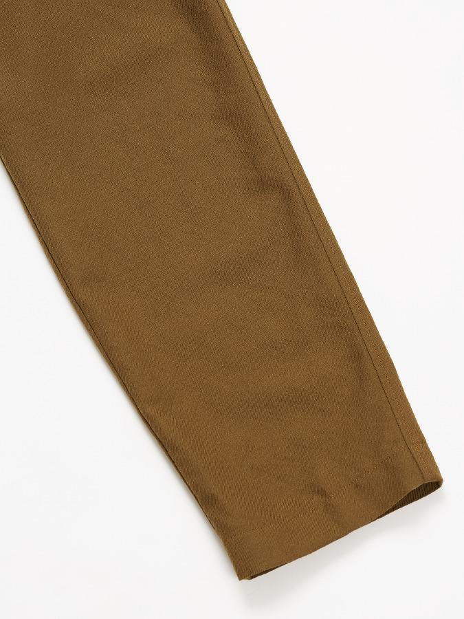 Trousers with elasticated waist