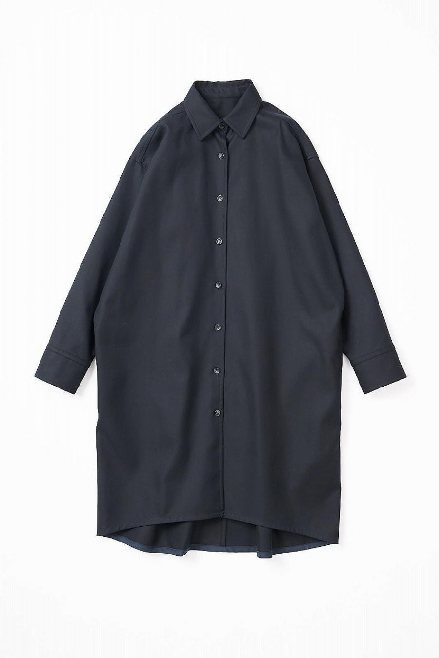 Over Size Shirt Jacket