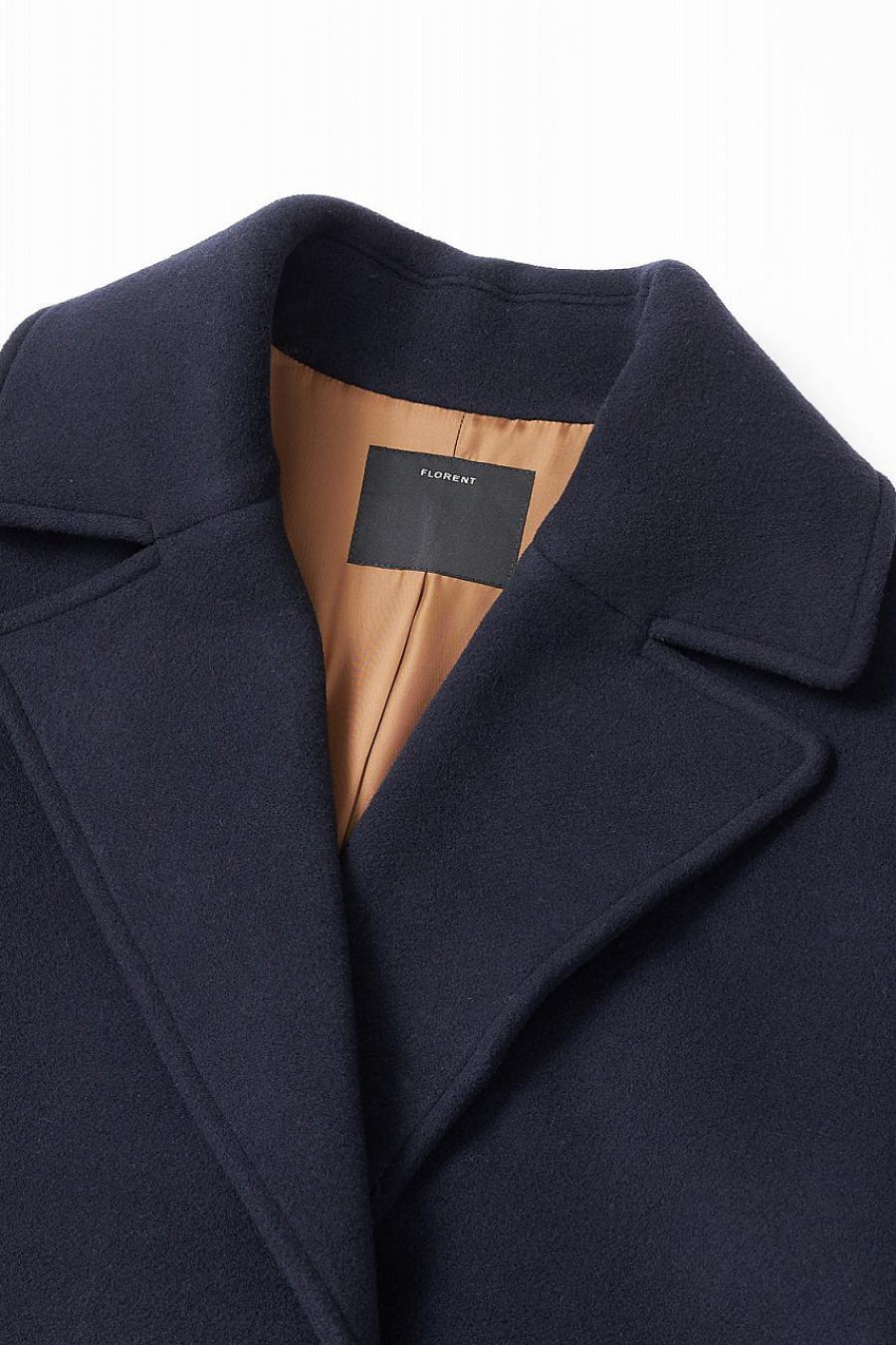Double Wool Chester Coat