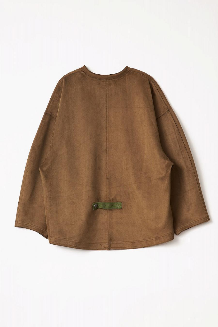 Jersey Long Sleeve pullover