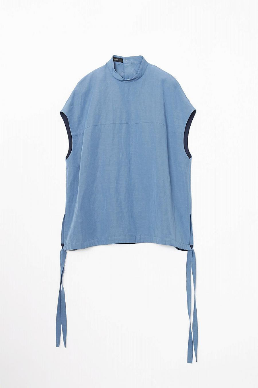 Hight-Neck Blouse