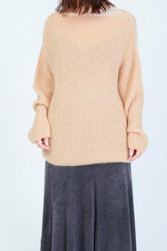 PULLOVER CREW KNIT
